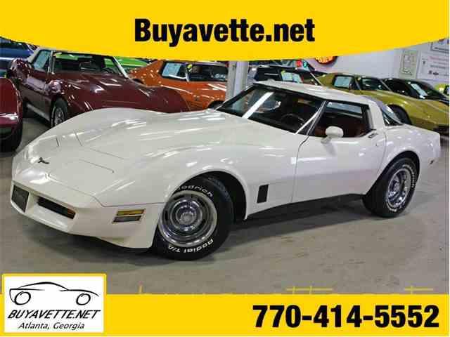 Picture of '81 Corvette - ND4V
