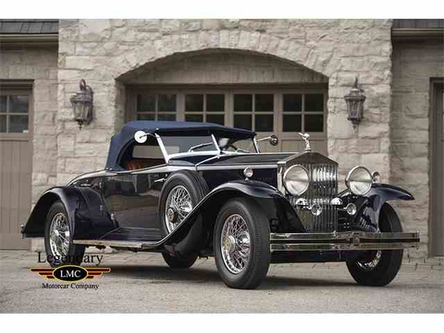 Picture of 1931 Phantom II located in Halton Hills Ontario Offered by  - NDWM