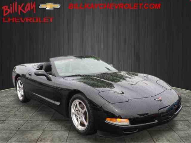 Picture of '01 Corvette - NDWO