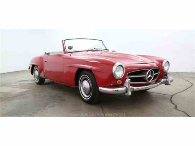 Picture of 1959 190SL located in Beverly Hills California - $62,500.00 Offered by  - ND4W