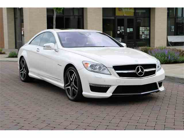 Picture of 2012 Mercedes-Benz CL63 - NDWX