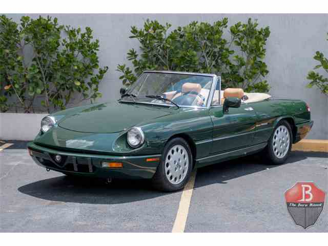 Picture of '92 Spider - NDX3