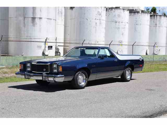 Picture of 1979 Ford Ranchero Offered by  - NDX6