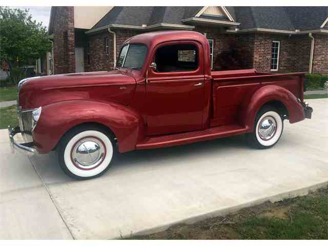 Picture of '40 1/2 Ton Pickup - NDXO