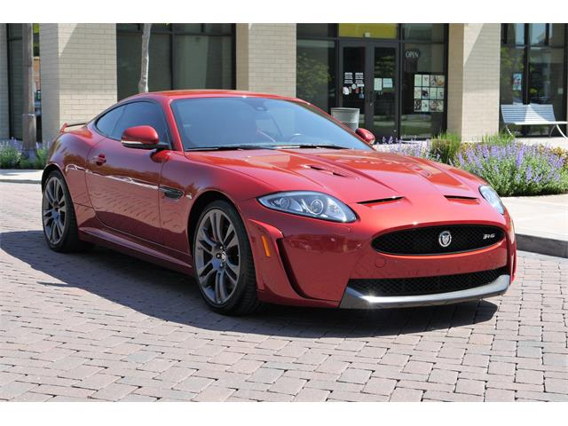 Picture of '12 Jaguar XKR located in Tennessee - NDXY