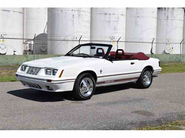 Picture of '84 Mustang located in Orlando Florida - $26,500.00 Offered by  - NDXZ
