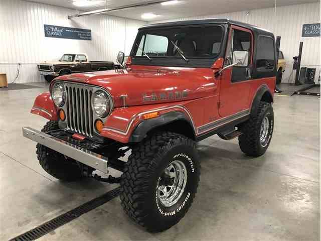 Picture of '83 CJ - NDY4