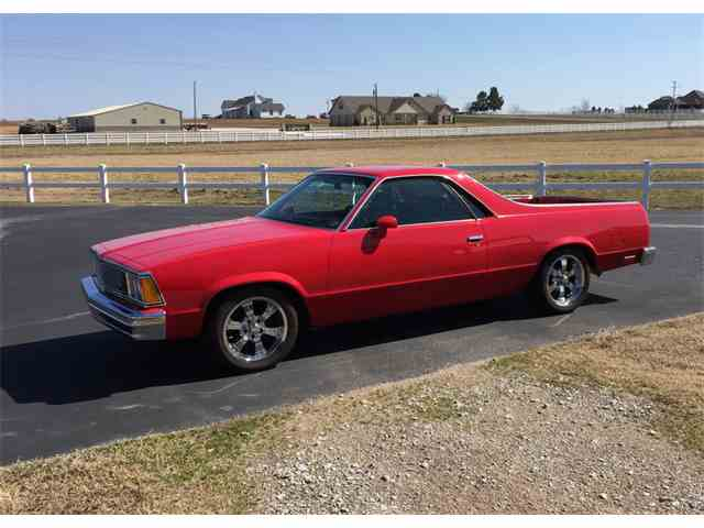 Picture of '81 El Camino - NDYI