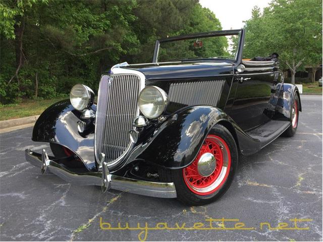 Picture of '34 Cabriolet - ND54