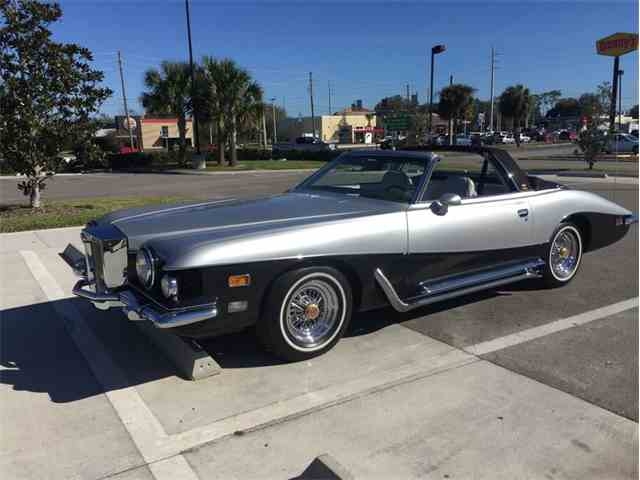 Picture of '79 Stutz Bearcat - $75,000.00 Offered by  - NDZ8