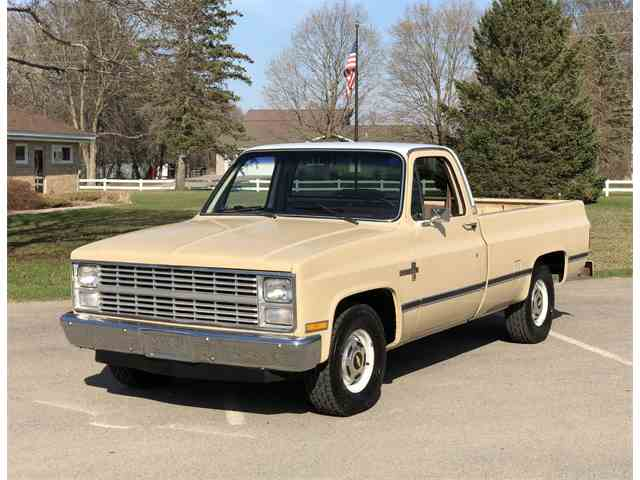 Picture of '84 C10 - NDZF