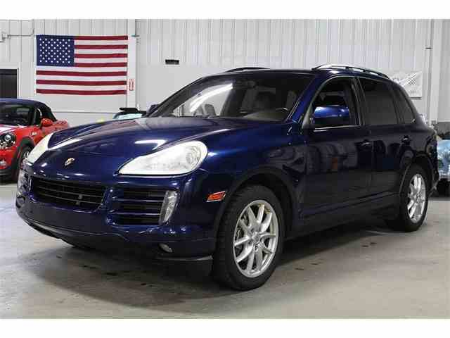 Picture of '08 Cayenne - NDZG