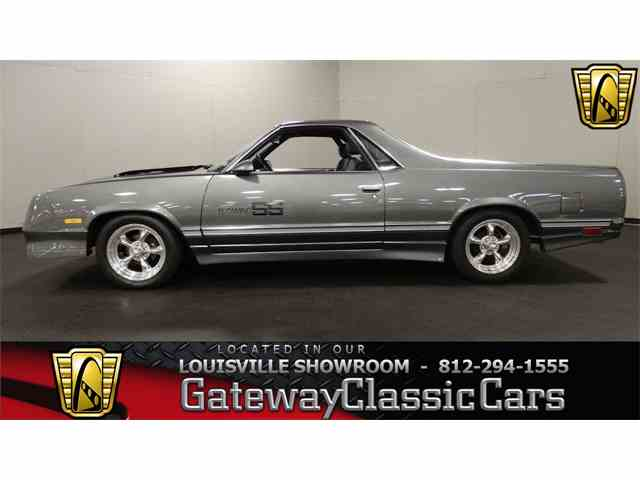 Picture of 1986 El Camino located in Indiana Offered by  - NDZX