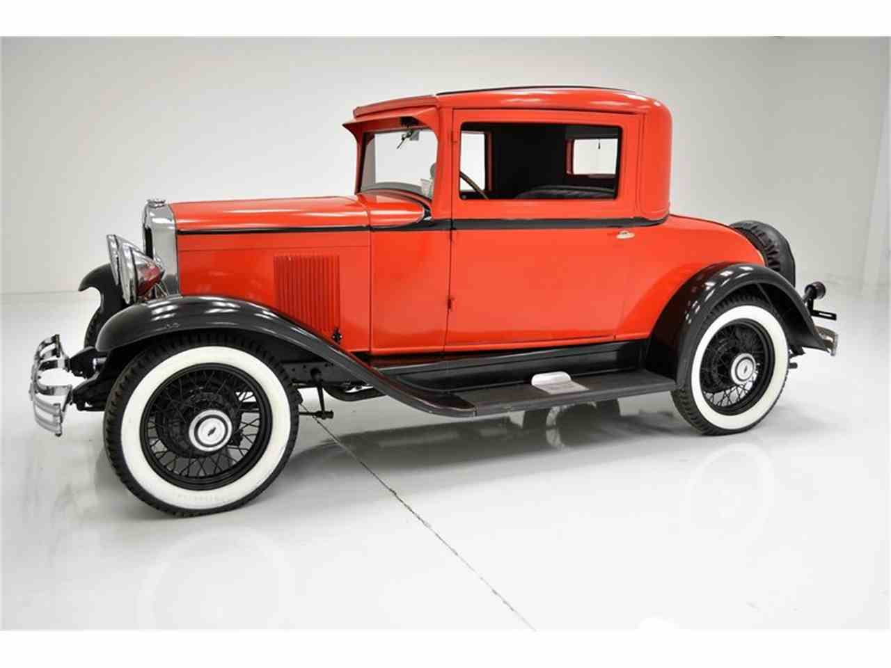 1930 Chevrolet Coupe For Sale Cc 1091238 Chevy Wiring Large Picture Of Ne06