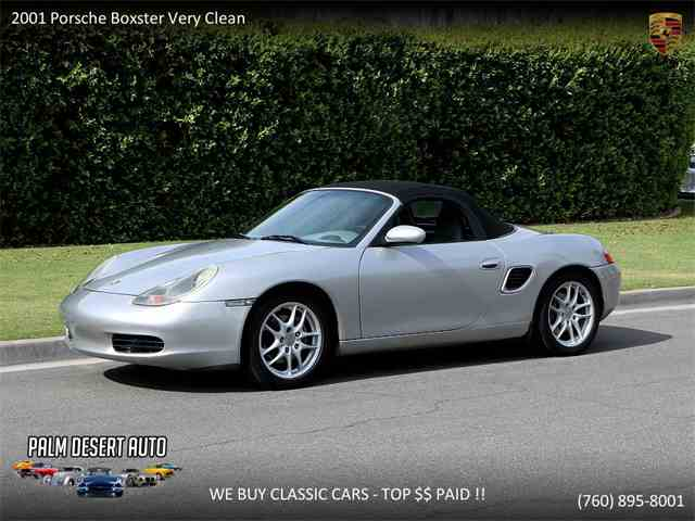 Picture of '01 Boxster - NE09
