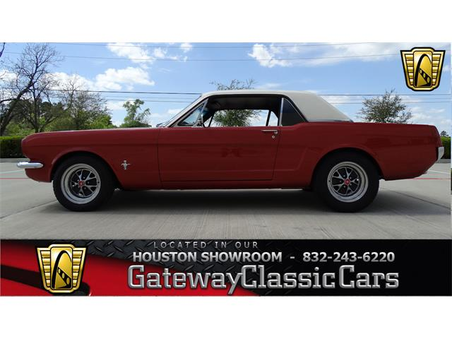 Picture of '66 Mustang located in Houston Texas - NE0O