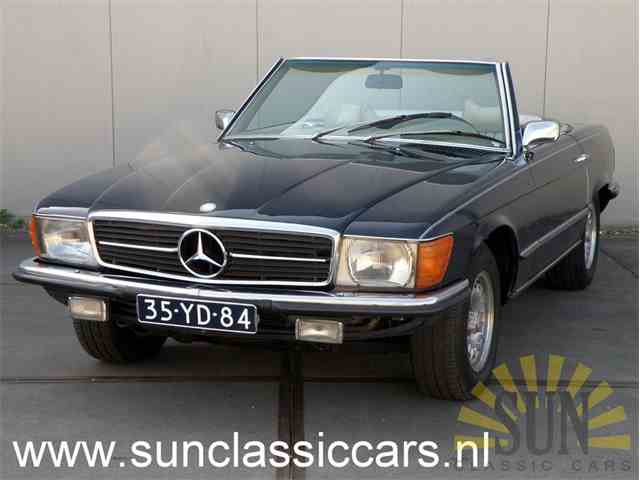Picture of 1974 Mercedes-Benz 450SL located in Waalwijk Noord-Brabant - NE0U