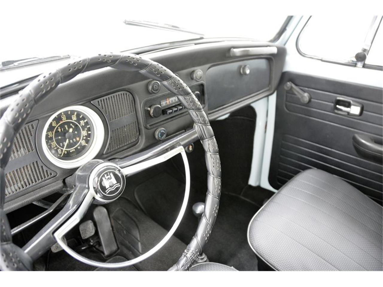 Large Picture of 1970 Volkswagen Beetle Offered by Classic Auto Mall - ND5C