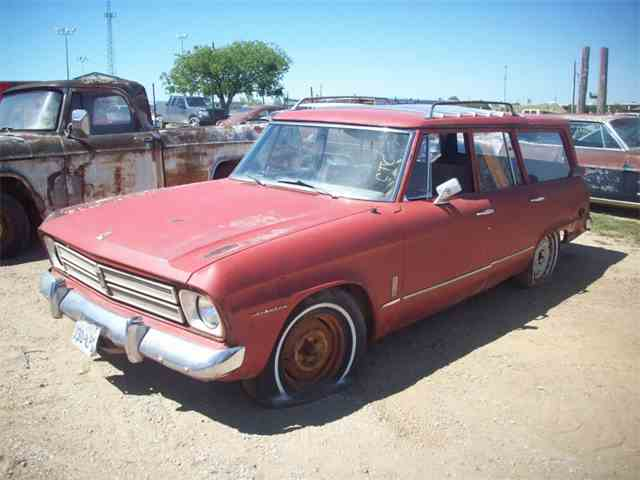 Picture of '66 Lark Wagonaire - NE1K