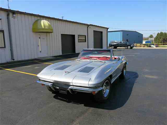 Picture of 1963 Chevrolet Corvette located in Manitowoc Wisconsin Offered by  - NE1N