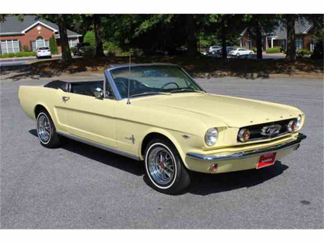 Picture of 1965 Ford Mustang - NE1W