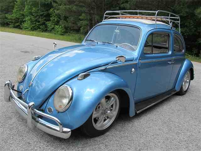 Picture of '62 Beetle - NE25