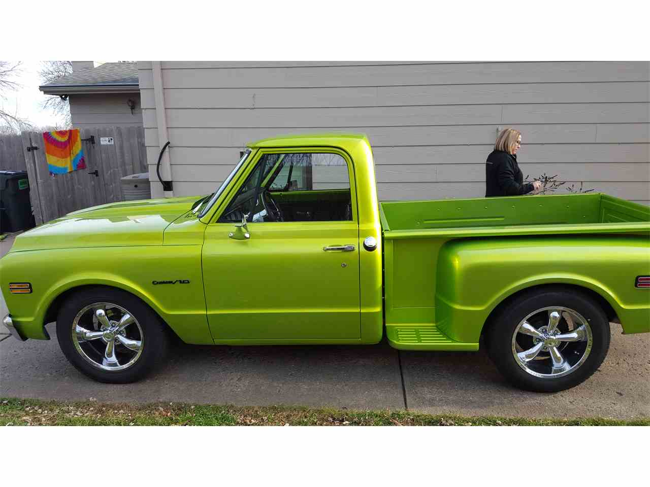 Large Picture of 1972 C10 located in Grimes Iowa Offered by a Private Seller - NE27