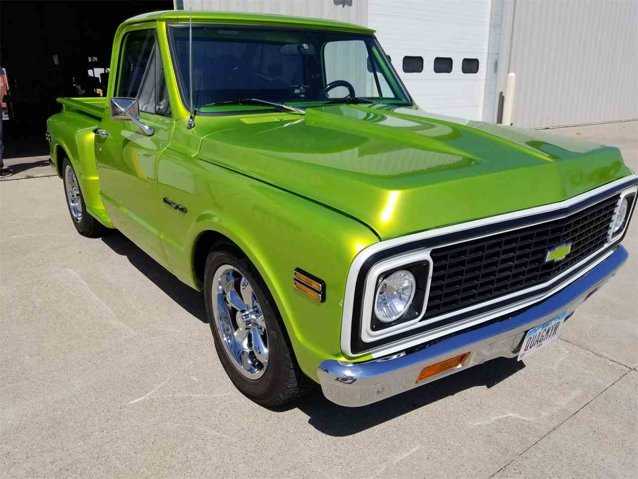 Large Picture of Classic 1972 Chevrolet C10 - $21,000.00 Offered by a Private Seller - NE27