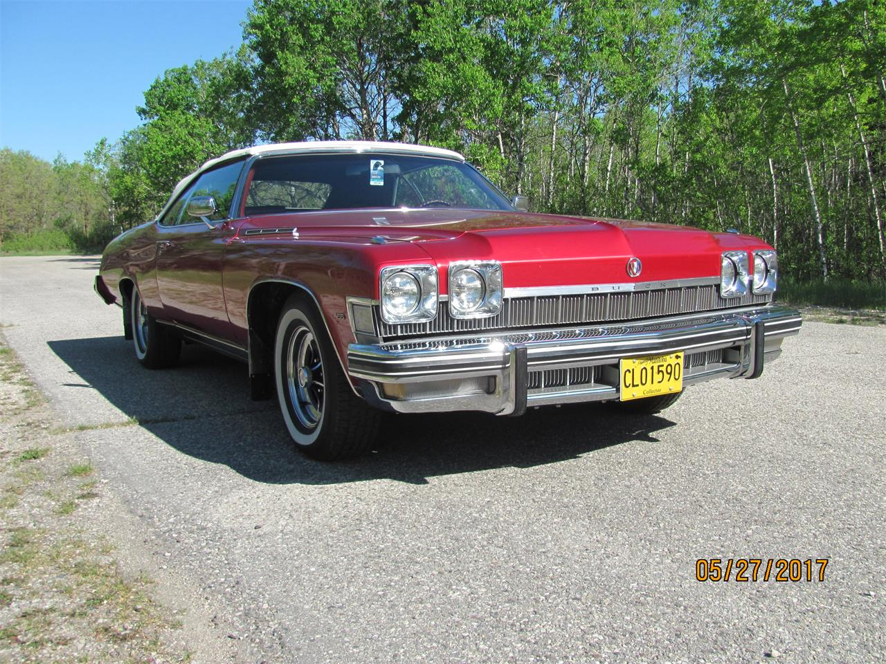 Large Picture of 1974 Buick LeSabre - $15,500.00 - NE2D
