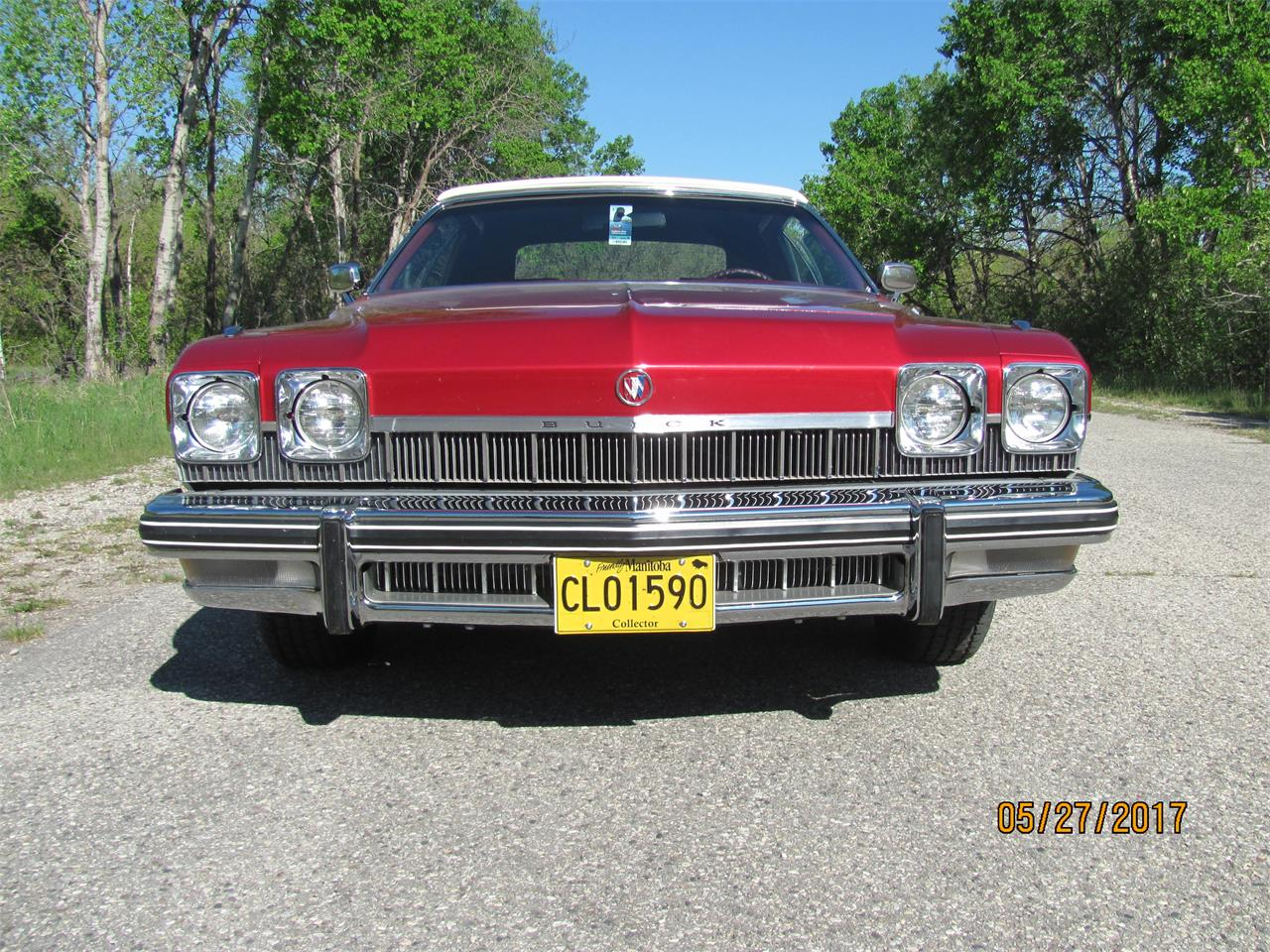 Large Picture of 1974 Buick LeSabre located in Manitoba - $15,500.00 Offered by a Private Seller - NE2D