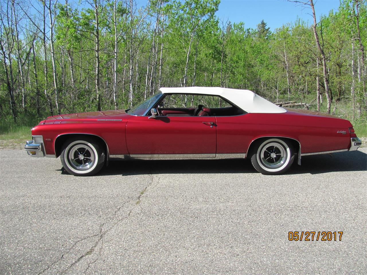 Large Picture of 1974 Buick LeSabre - NE2D