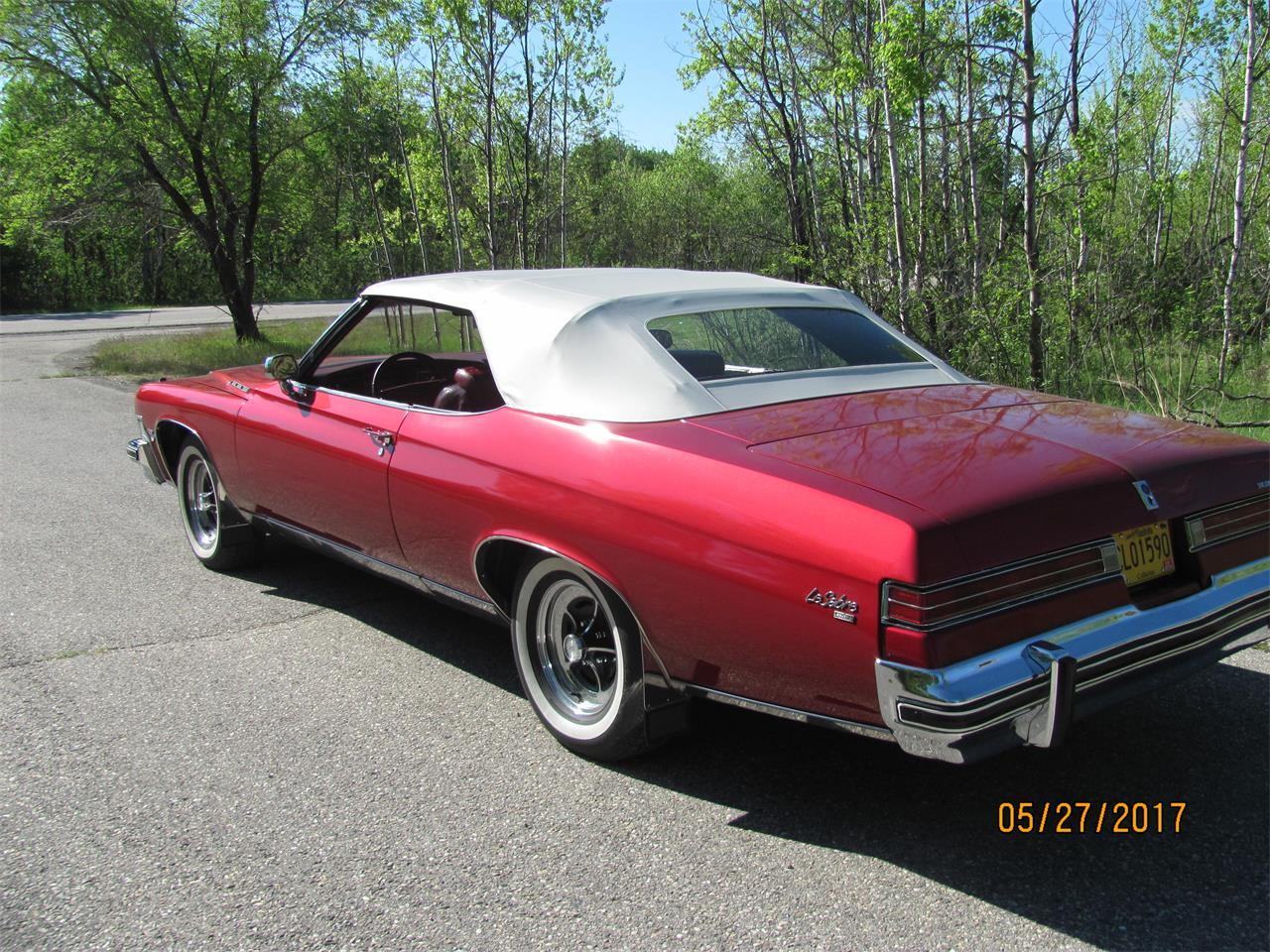 Large Picture of 1974 LeSabre located in Manitoba - $15,500.00 - NE2D