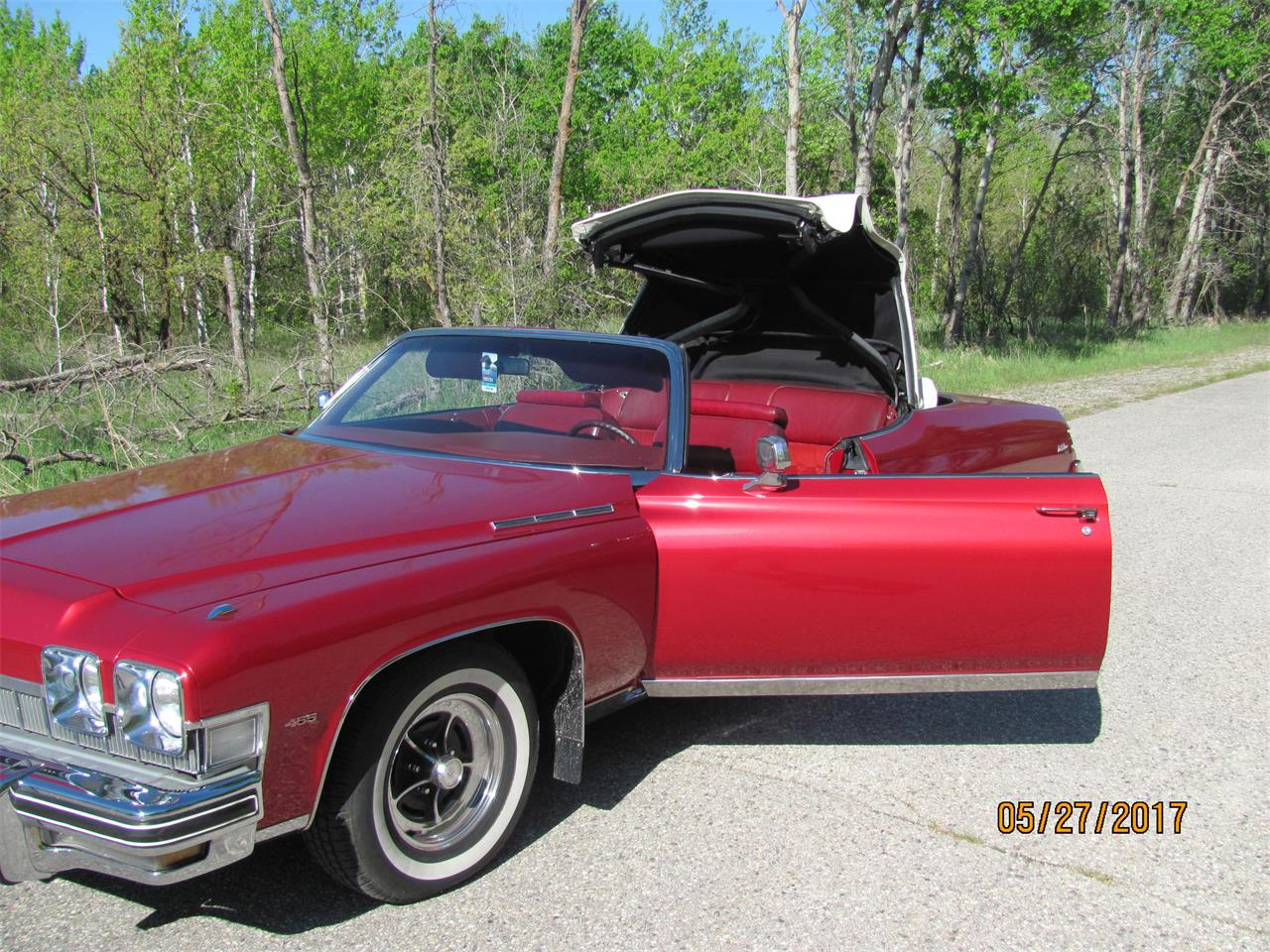 Large Picture of 1974 LeSabre located in Winnipeg Manitoba Offered by a Private Seller - NE2D