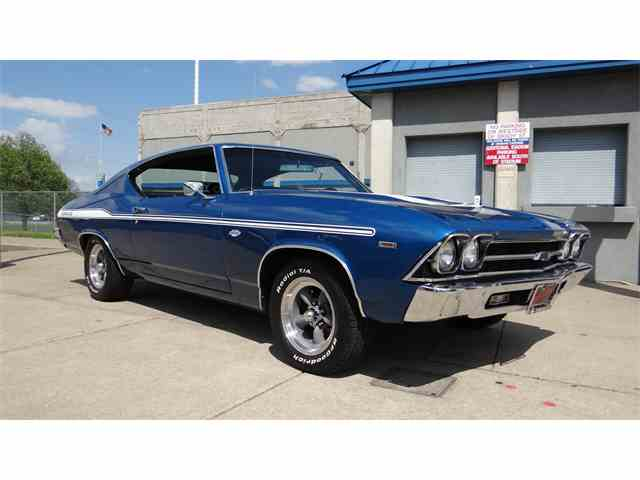 Picture of Classic 1969 Chevelle located in Davenport Iowa - $28,900.00 Offered by  - NE2S