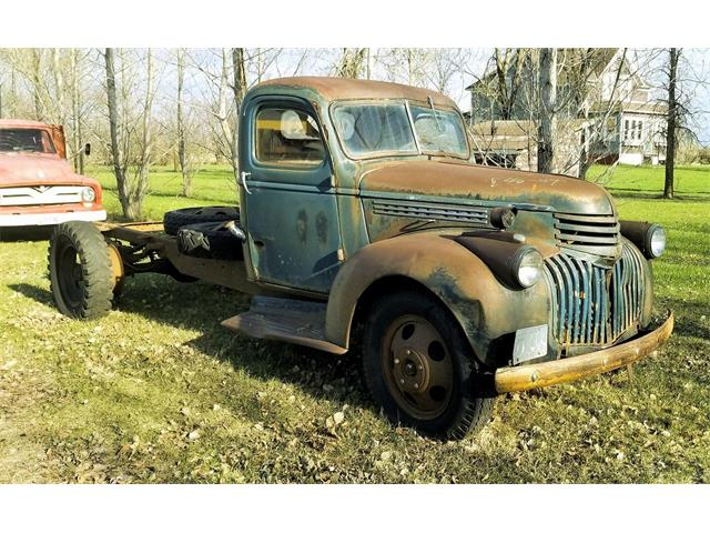 Picture of Classic 1946 1 Ton Dually - $2,250.00 Offered by  - NE33