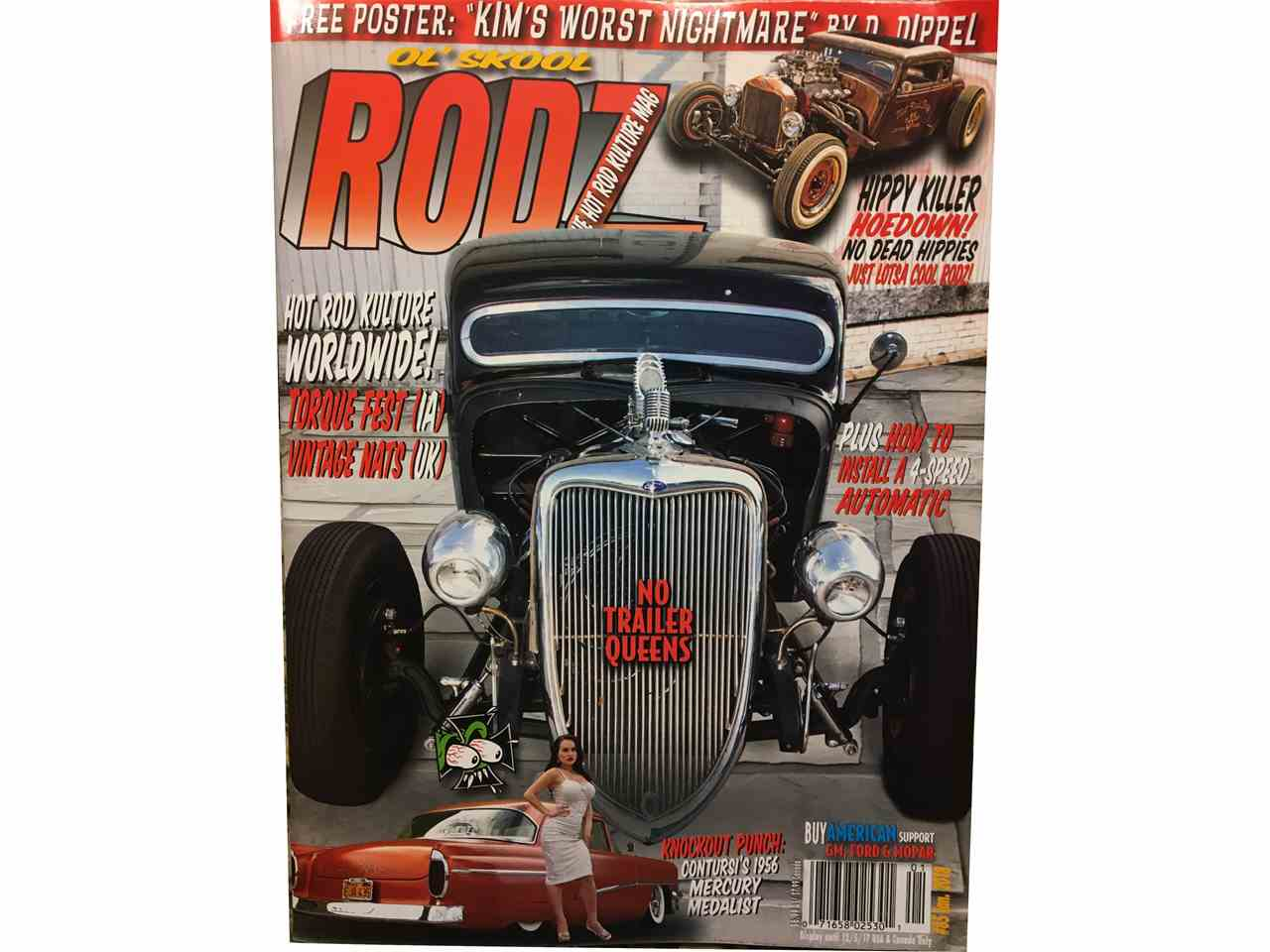 1936 Ford Hot Rod For Sale Classiccars Com Cc 1091344