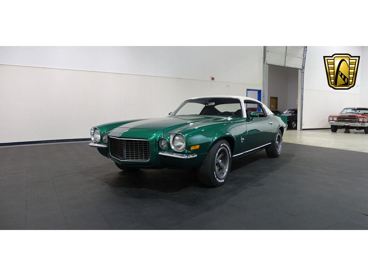 Large Picture of 1973 Chevrolet Camaro located in Indianapolis Indiana Offered by Gateway Classic Cars - Indianapolis - NE3J