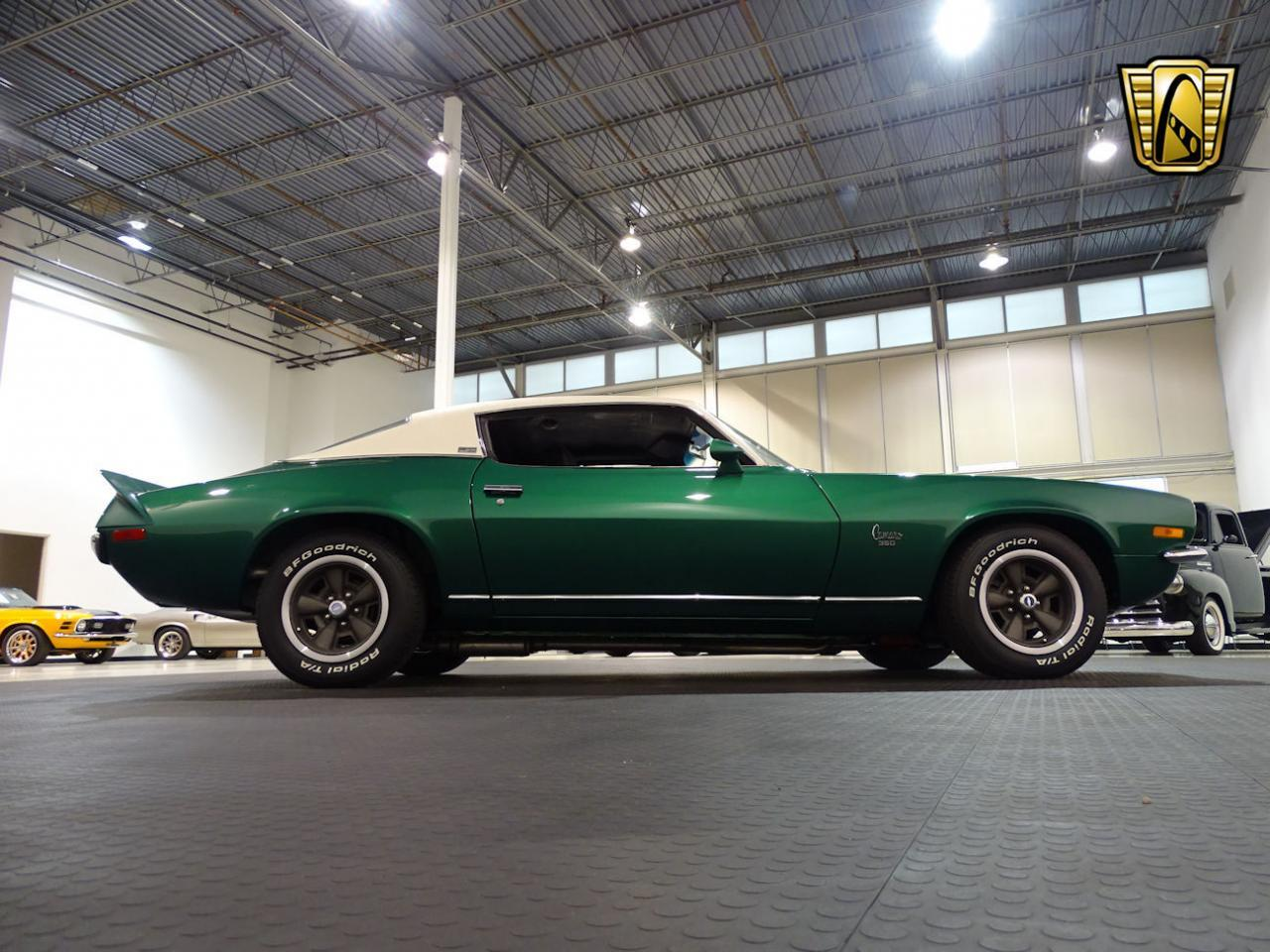 Large Picture of '73 Chevrolet Camaro Offered by Gateway Classic Cars - Indianapolis - NE3J