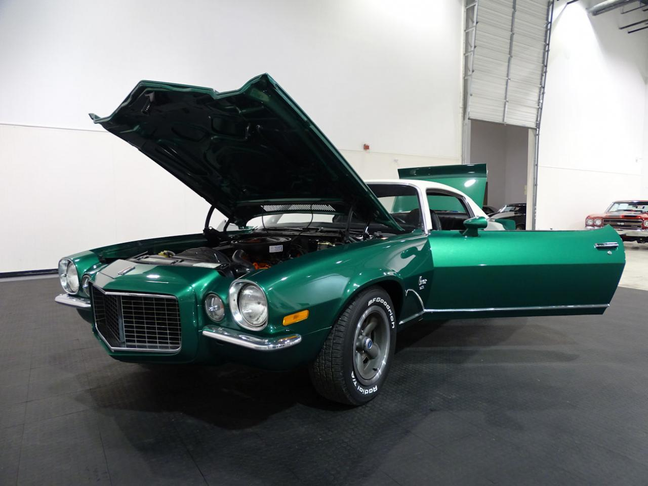 Large Picture of '73 Chevrolet Camaro located in Indianapolis Indiana - $25,995.00 Offered by Gateway Classic Cars - Indianapolis - NE3J