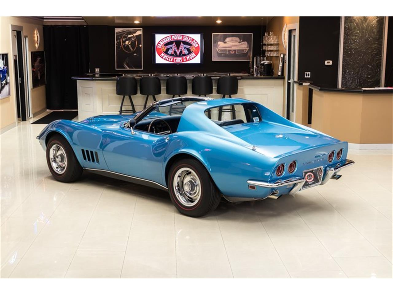 Large Picture of Classic '68 Chevrolet Corvette Offered by Vanguard Motor Sales - NE3R