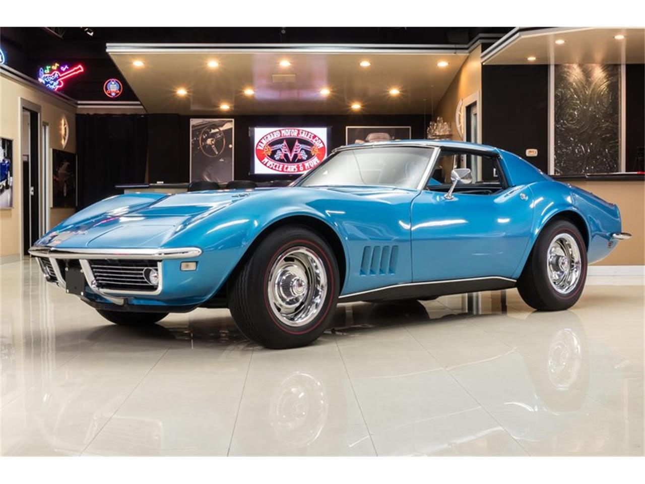 Large Picture of Classic 1968 Chevrolet Corvette located in Michigan - $89,900.00 Offered by Vanguard Motor Sales - NE3R
