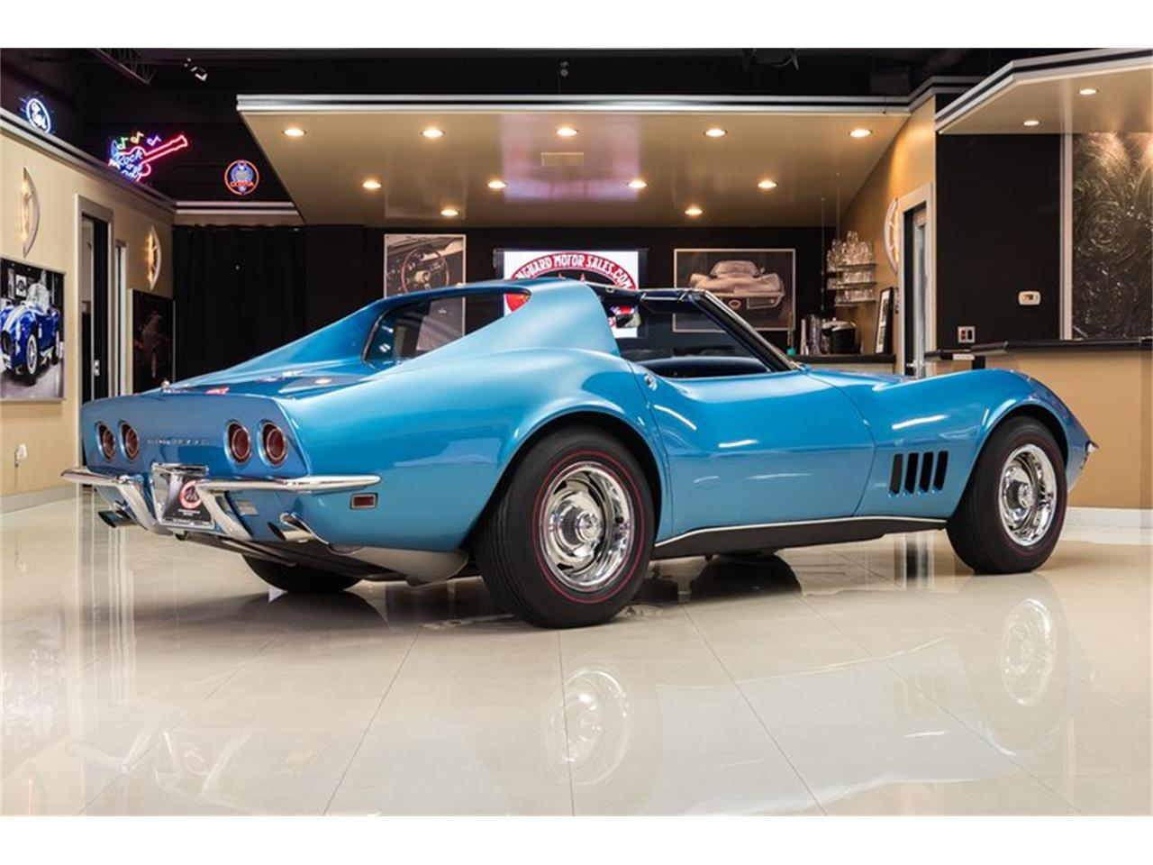 Large Picture of '68 Corvette located in Michigan Offered by Vanguard Motor Sales - NE3R