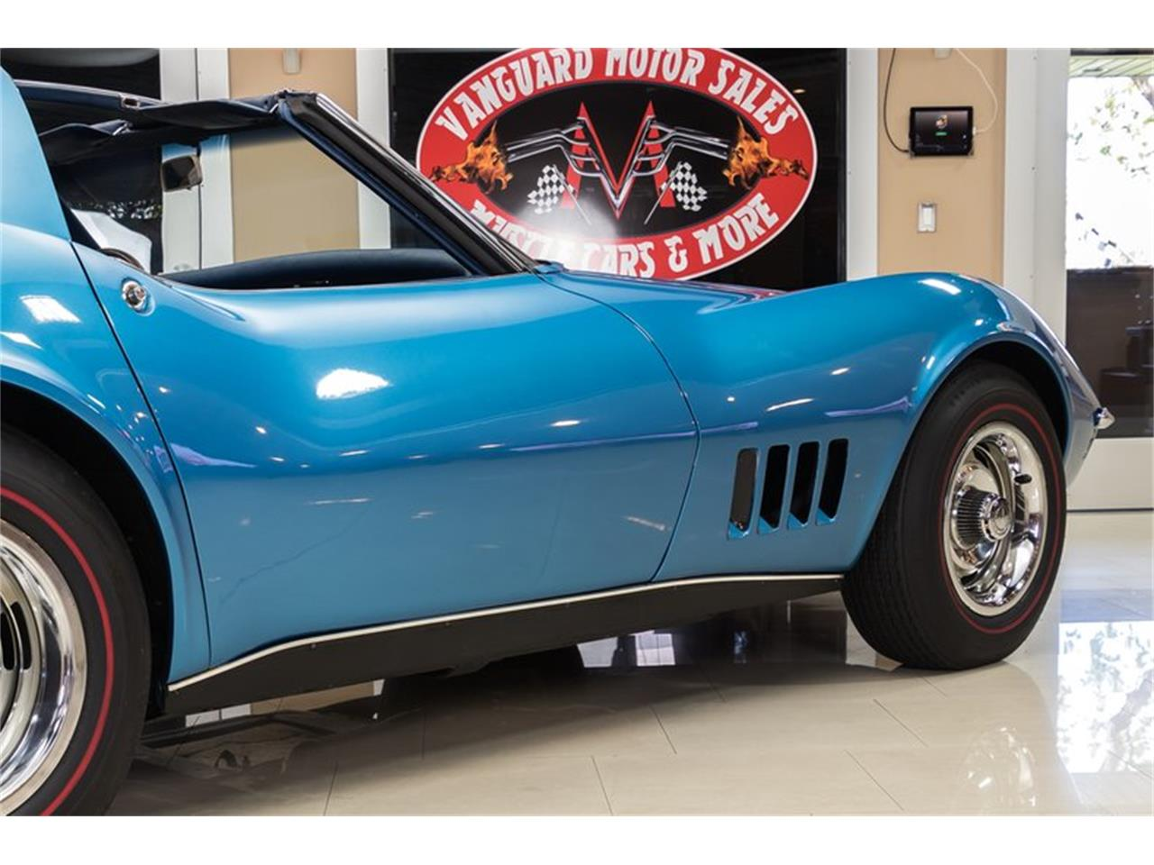 Large Picture of Classic '68 Chevrolet Corvette - $89,900.00 Offered by Vanguard Motor Sales - NE3R