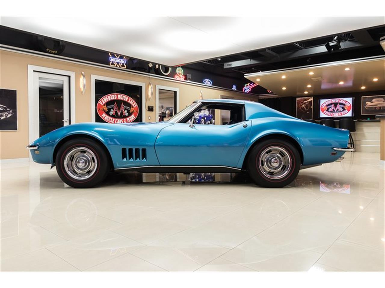 Large Picture of '68 Corvette located in Plymouth Michigan - $89,900.00 - NE3R