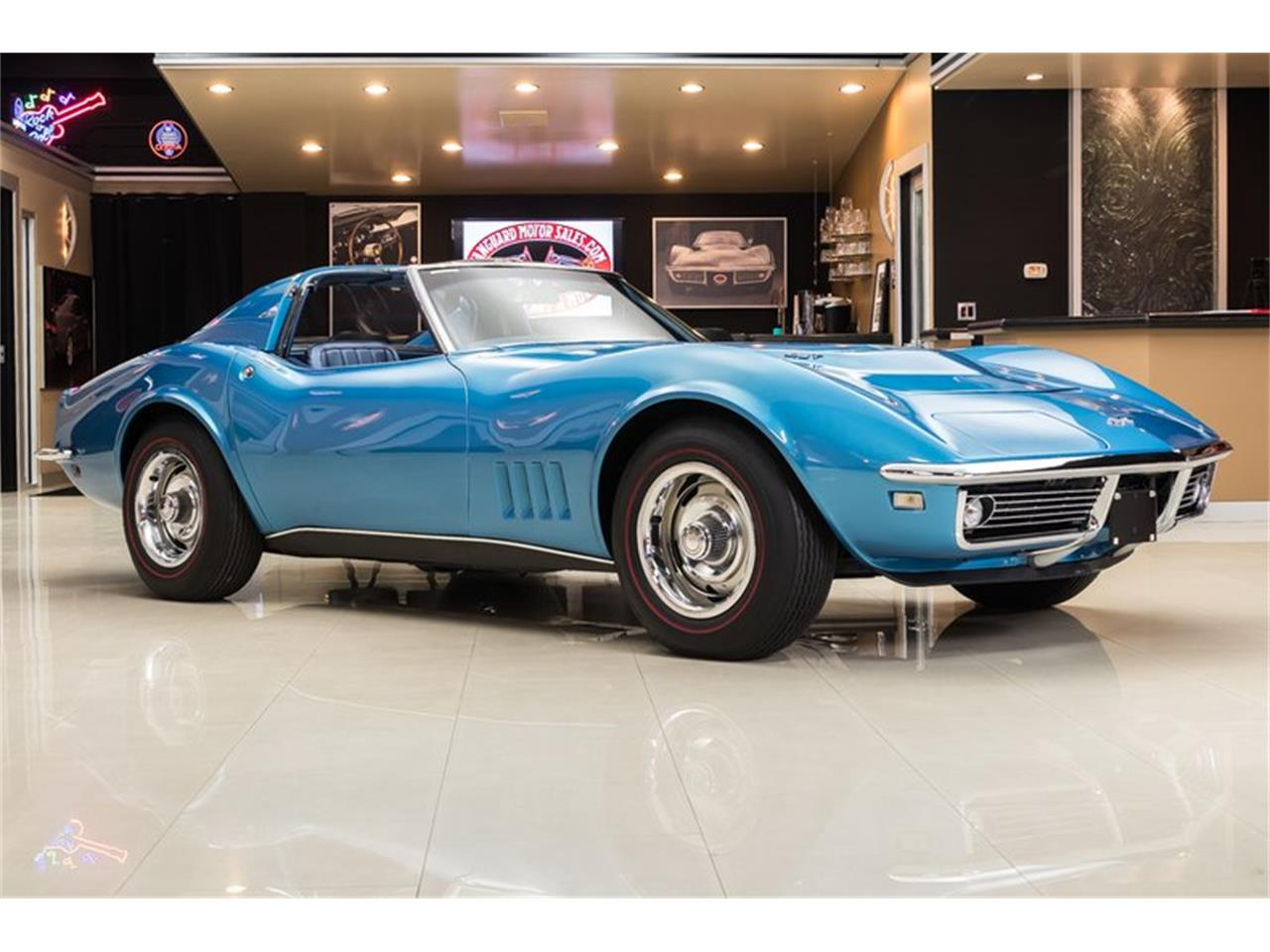 Large Picture of Classic 1968 Chevrolet Corvette - NE3R