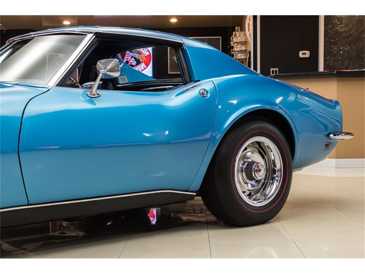 Large Picture of '68 Chevrolet Corvette located in Plymouth Michigan - $89,900.00 Offered by Vanguard Motor Sales - NE3R
