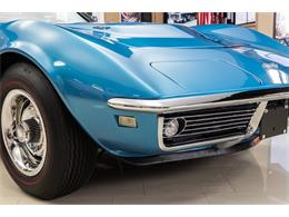 Picture of Classic 1968 Chevrolet Corvette located in Plymouth Michigan - $89,900.00 Offered by Vanguard Motor Sales - NE3R