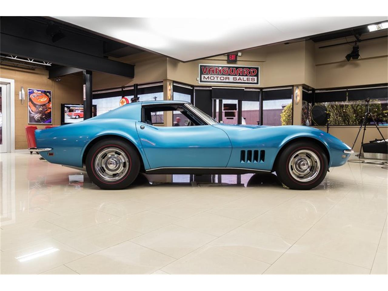 Large Picture of 1968 Corvette located in Michigan - $89,900.00 Offered by Vanguard Motor Sales - NE3R