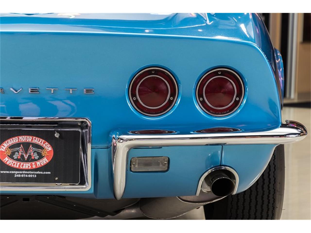 Large Picture of Classic 1968 Chevrolet Corvette located in Michigan - NE3R