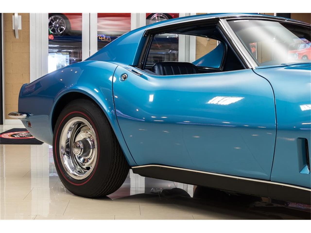 Large Picture of 1968 Chevrolet Corvette located in Michigan Offered by Vanguard Motor Sales - NE3R
